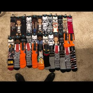 Mystery box's of 4 socks.